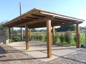 004-Struttura in legno lamellare – TALINI