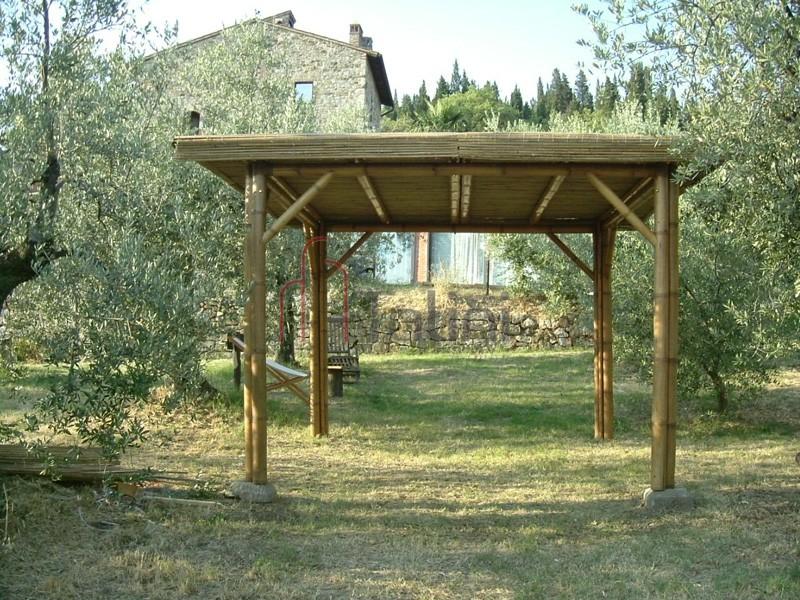 010 struttura in bamb talini talini bamb for Abitazioni ecosostenibili