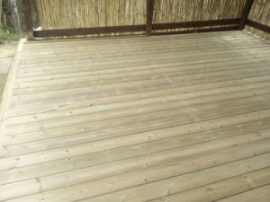 Pavimentazione esterna in legno 1 – TLN