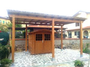 Casetta in legno 4 – TLN